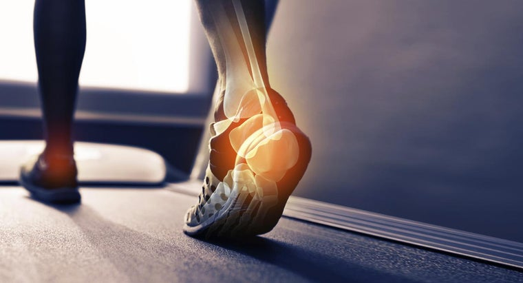 What Causes Pain in Your Heels?