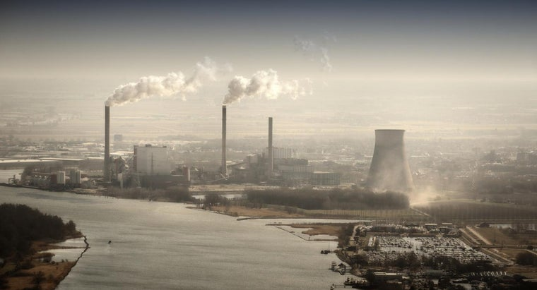 What Are the Causes of Pollution?