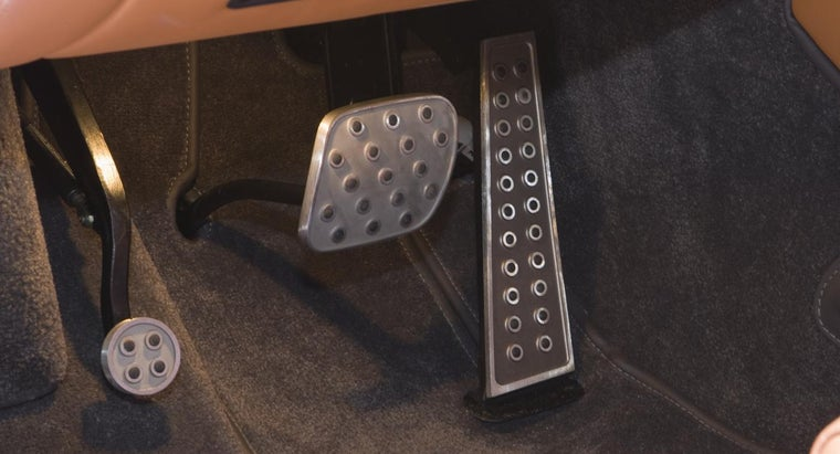 What Are Some Causes of a Soft or Spongy Brake Pedal?