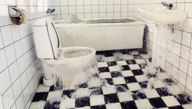 What Causes a Toilet to Overflow?