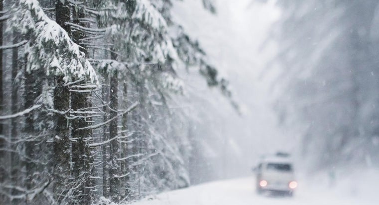 What Causes Winter Storms?
