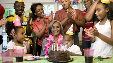 How Do You Celebrate a 70th Birthday?