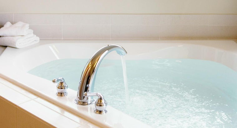 How Do You Change a Roman Tub Faucet?