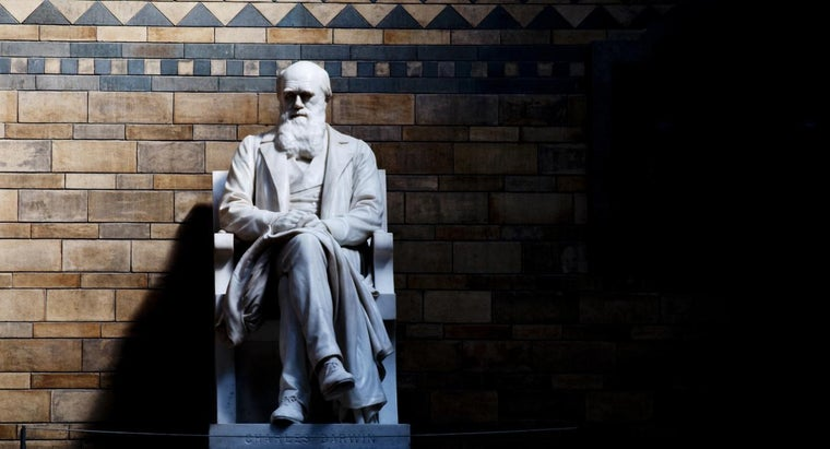 What Is Charles Darwin Famous For?