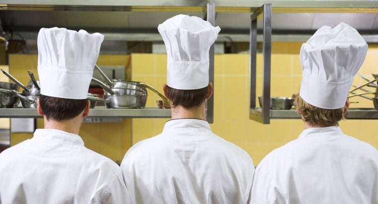 Why Do Chefs Wear Tall Hats?
