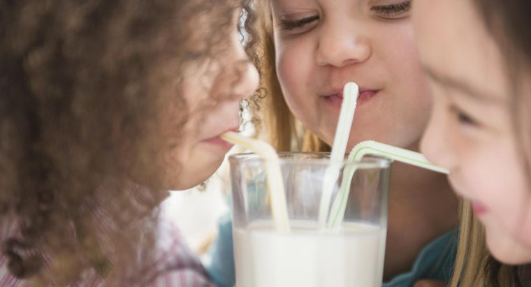 What Is the Chemical Formula of Milk?