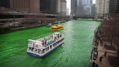 Why Does Chicago Dye Its River Green?