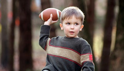 When Is a Child Old Enough to Play Football?