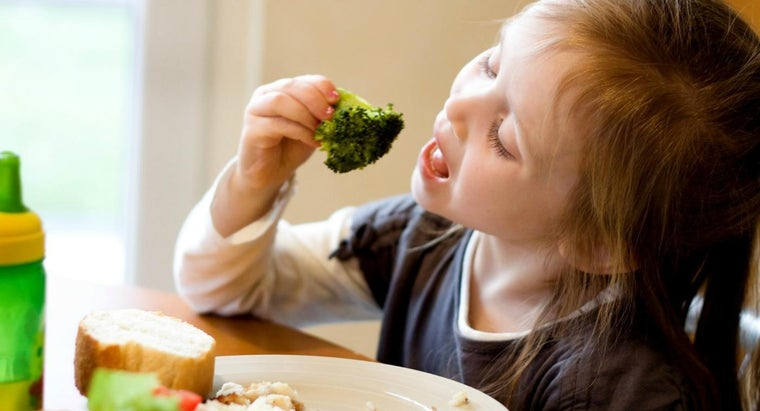 How Do You Get Children to Try New Foods?