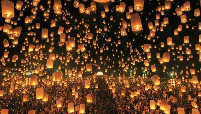 What Do Chinese Lanterns Symbolize?