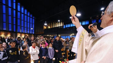 Why Do Christians Take the Holy Communion?