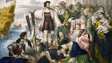 What Is Christopher Columbus Famous For?