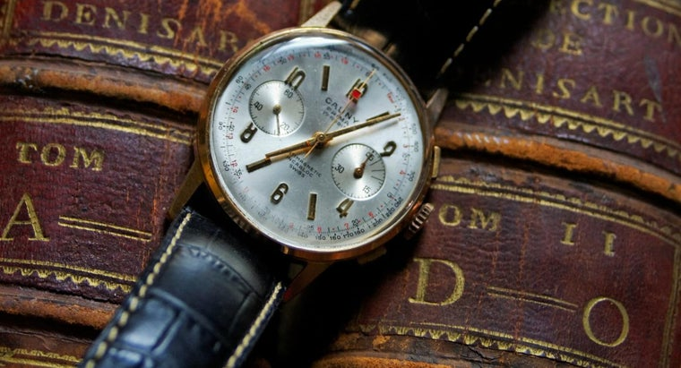 What Is Chronograph Movement?