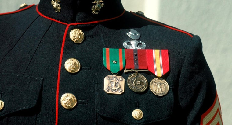 How Do You Clean Military Medals?