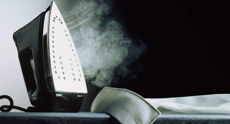 How Do You Clean Rowenta Steam Irons?