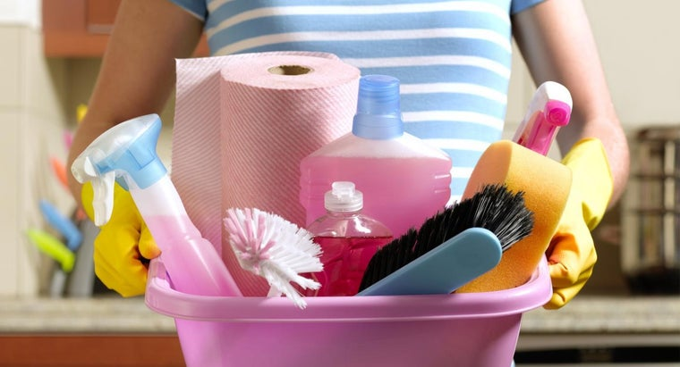 What Are Some Cleaning Phrases?