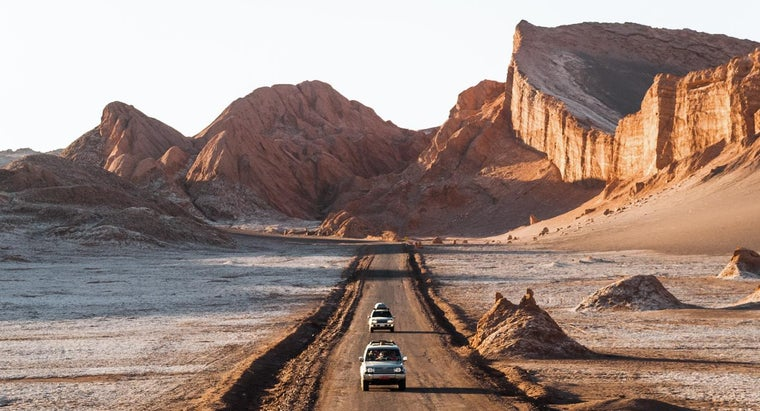 What Is the Climate of the Atacama Desert?