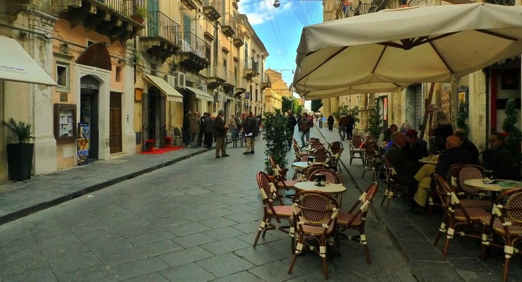 What Is the Climate Like in Sicily, Italy?