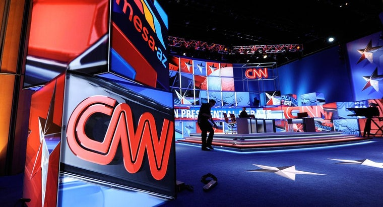 What Is CNN's Mailing Address?