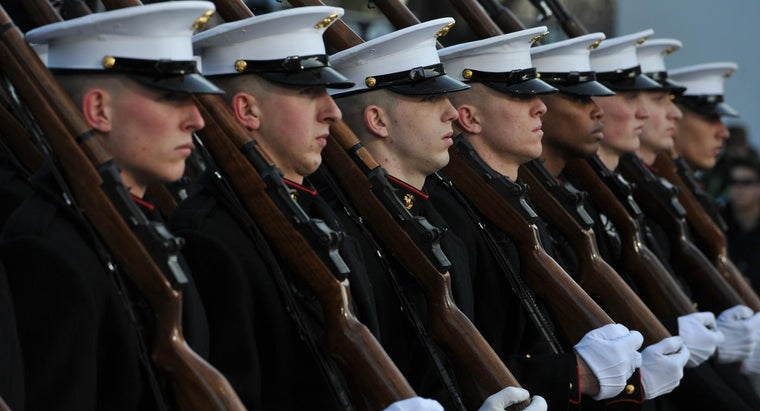 """What Is a """"code Red"""" in the Marines?"""