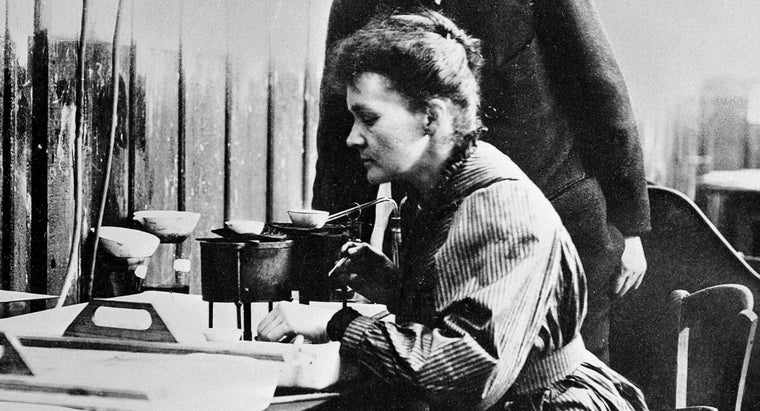 What College Did Marie Curie Attend?