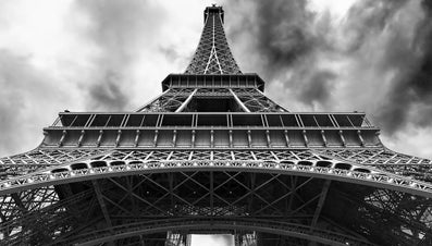 What Color Was the Eiffel Tower Originally Painted?