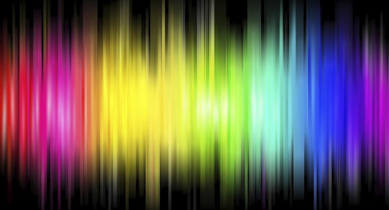 What Color Has the Longest Wavelength?