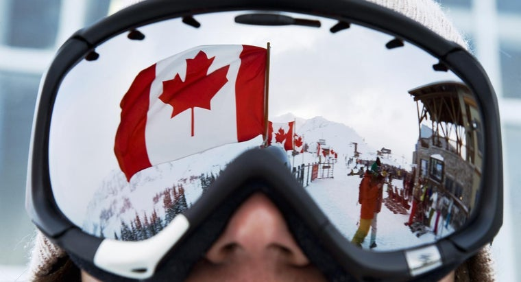 What Do the Colors of the Canadian Flag Represent?