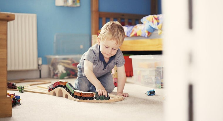 What Colors Are Good for a Boy's Room?