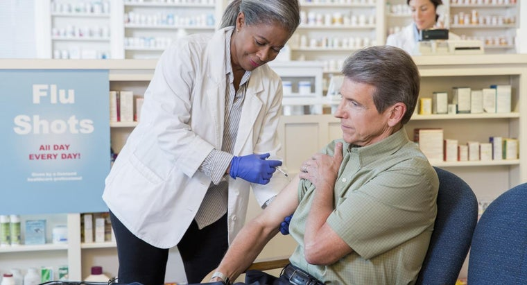 What Are the Most Common Side Effects From the Flu Shot?