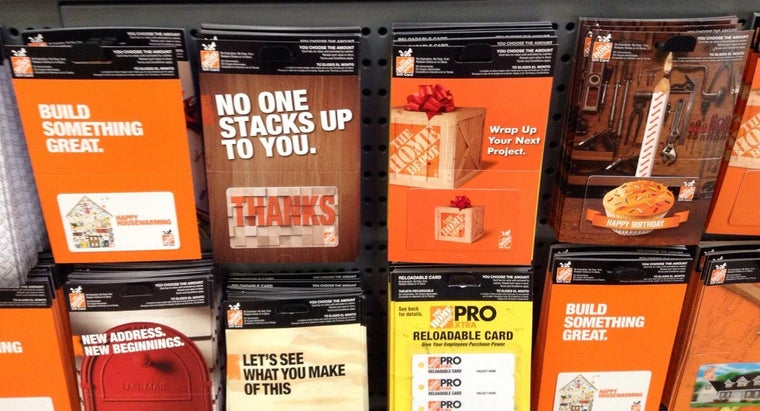 What Companies Offer Cash for Gift Cards?