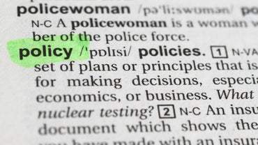 What Are Company Policies?