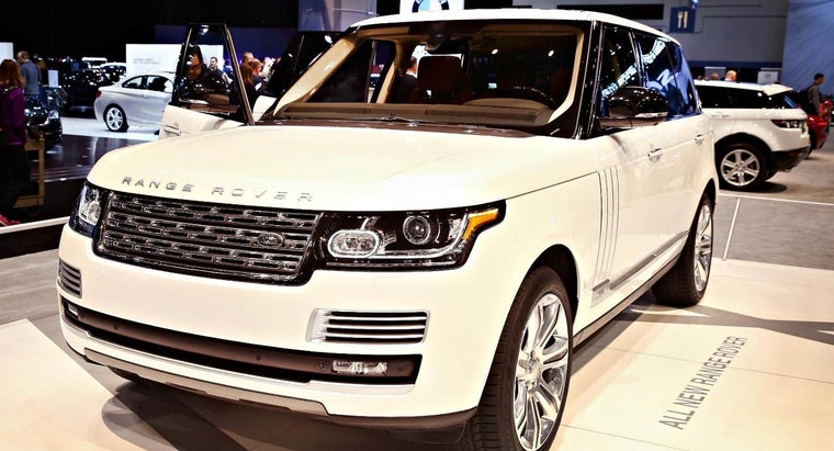 What Company Makes Range Rovers?