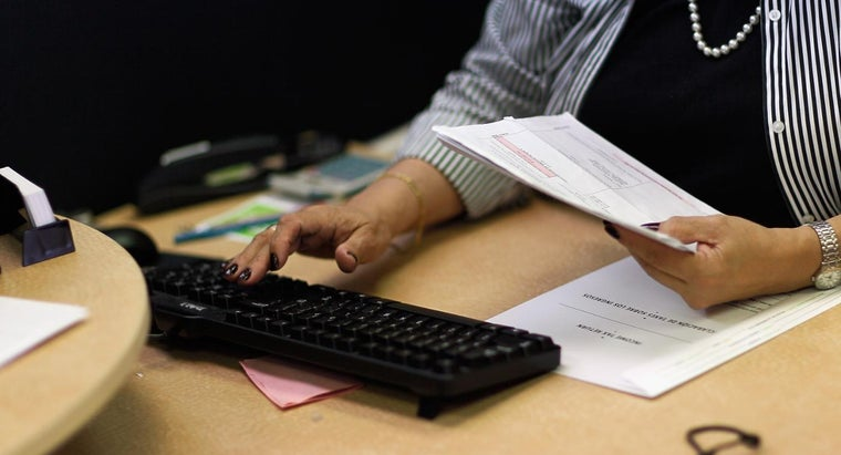 How Do You Find a Company's Tax ID Number?