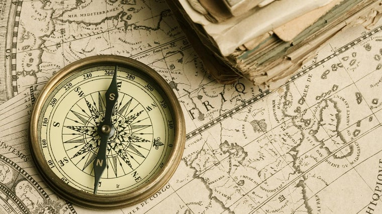 What Is a Compass Point Called?