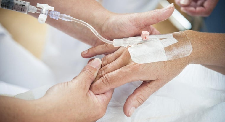 What Is a Compounded IV Admixture?