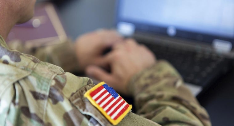 How Are Computers Used in the Military?