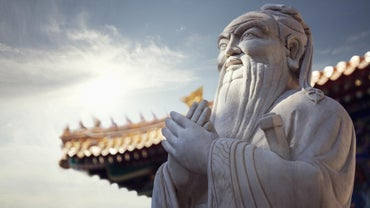 What Accomplishment Is Confucius Most Well-Known For?