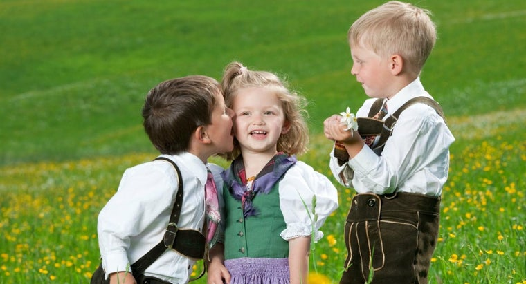 What Is Considered Traditional German Clothing?