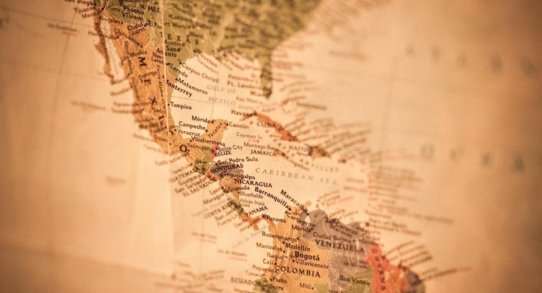 On Which Continent Is Mexico Located?