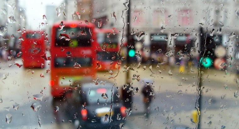 What Is Convectional Rainfall?