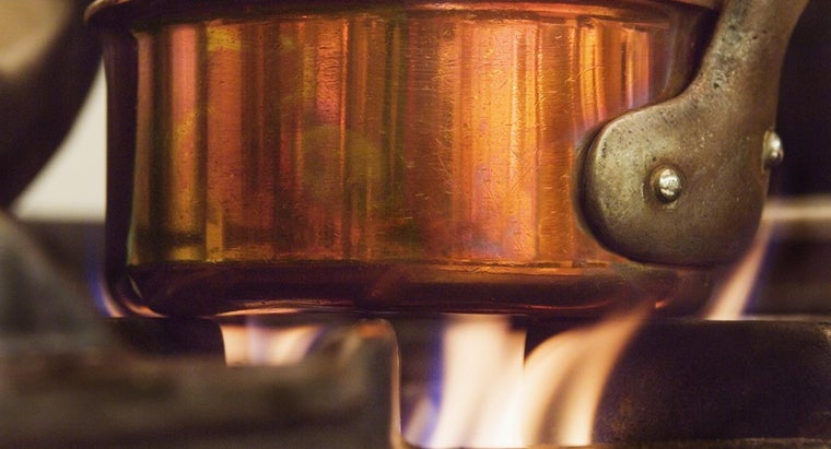 Why Does Copper Conduct Heat Well?