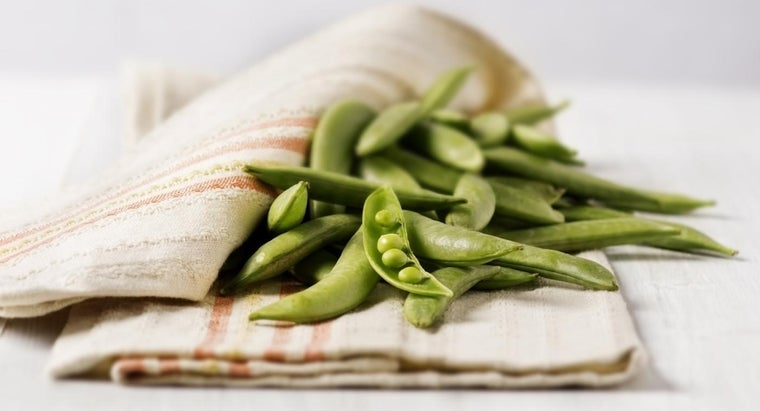 What Is the Correct Time of Year for Planting Sugar-Snap Peas?