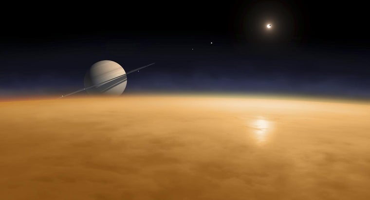 Could People Live on Saturn?