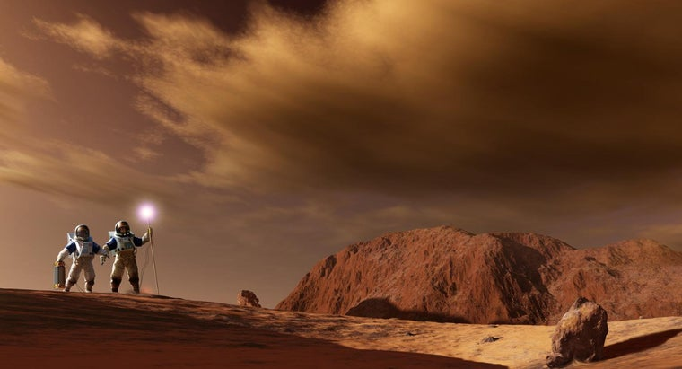 Could Space Radiation Kill Mars Astronauts?