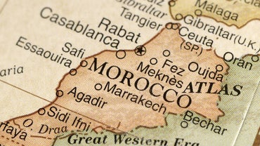 What Countries Border Morocco?