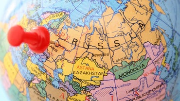 What Countries Border Russia?