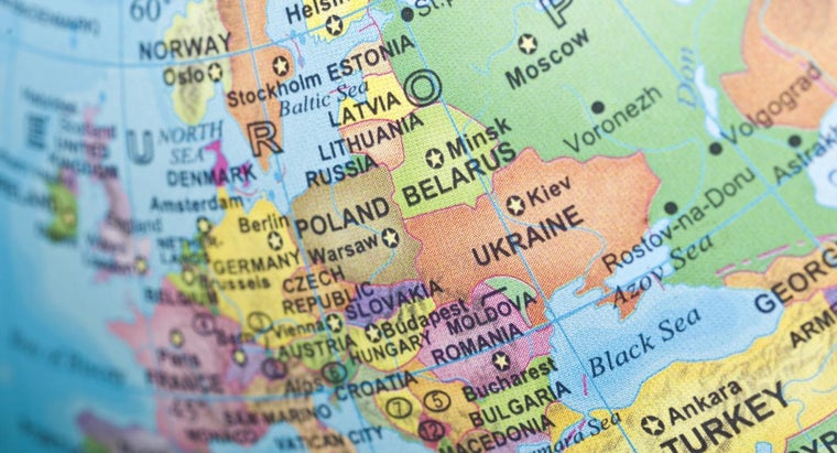 What Countries Make up the Baltic States?