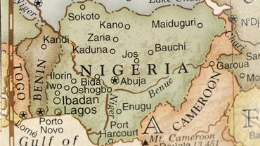 Which Countries Are Nigeria's Allies?