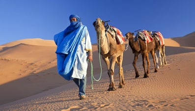 What Countries Does the Sahara Desert Cover?